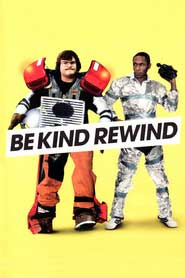 Be Kind Rewind Review Cover
