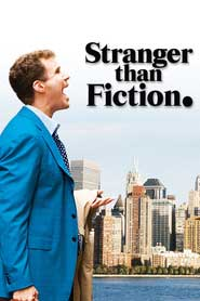 Stranger than Fiction Review Cover