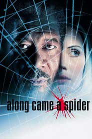 Along Came a Spider Review Cover
