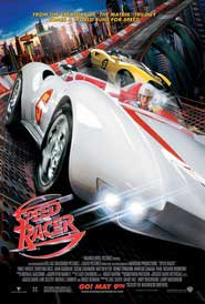 Speed Racer Review Cover