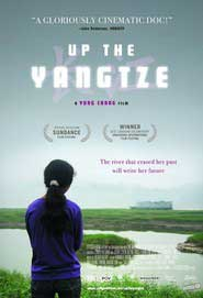 Up the Yangtze Review Cover