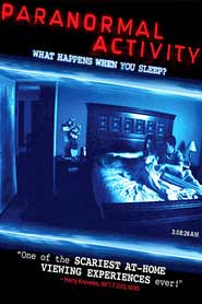 Paranormal Activity Review Cover