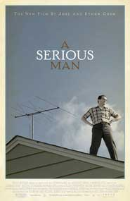 A Serious Man Review Cover