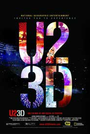U2 3D Movie Review